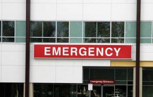 Hospital Emergency Wing